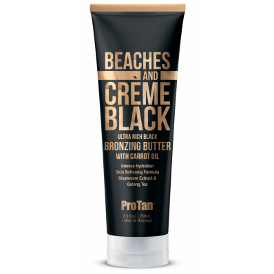PRO TAN Beaches and Creme Black - DHA Bronzer