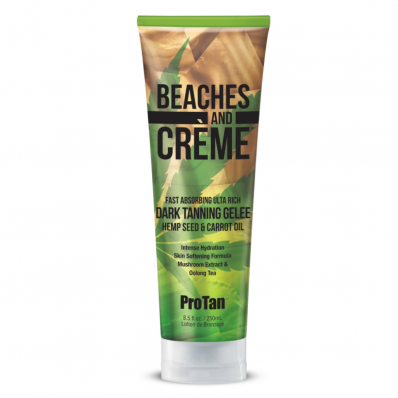 PRO TAN Beaches and Creme Gelee - Accelerator