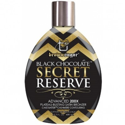 BROWN SUGAR Black Chocolate Secret Rerserve - 200x DHA Bronzers