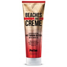 PRO TAN Beaches and Creme Sizzling Hot - Tingle