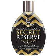 BROWN SUGAR Black Chocolate Secret Rerserve - 200x DHA Bronzers