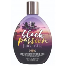 BROWN SUGAR Black Passion Crystal - 200X DHA Bronzers