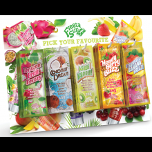 Fruity Sachet Counter Deal