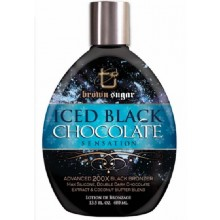 BROWN SUGAR - ICED BLACK CHOCOLATE 400ML - 200X BRONZERS